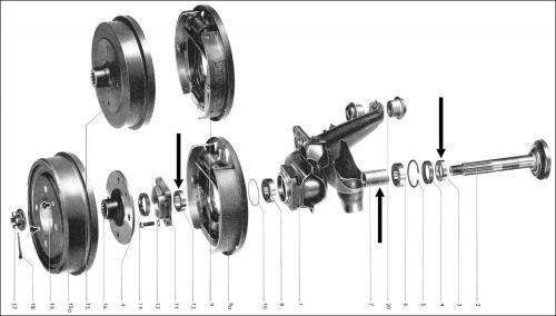 small resolution of rear wheel bearing diagram