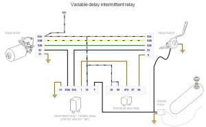 TheSamba :: Bay Window Bus  View topic  intermittent wiper relay