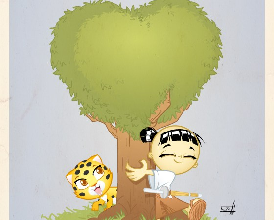Eu sou um amigo da Natureza! Feliz Dia Mundial do Meio Ambiente
