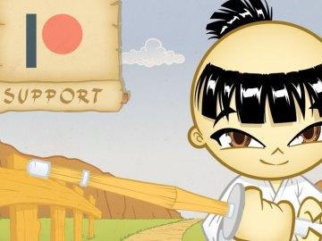 Support the Samurai Boy on Patreon