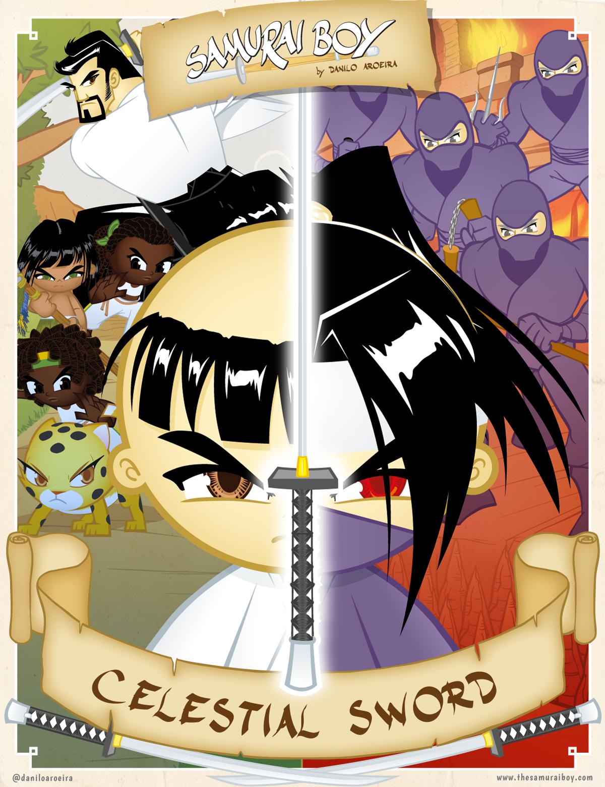 Celestial Sword