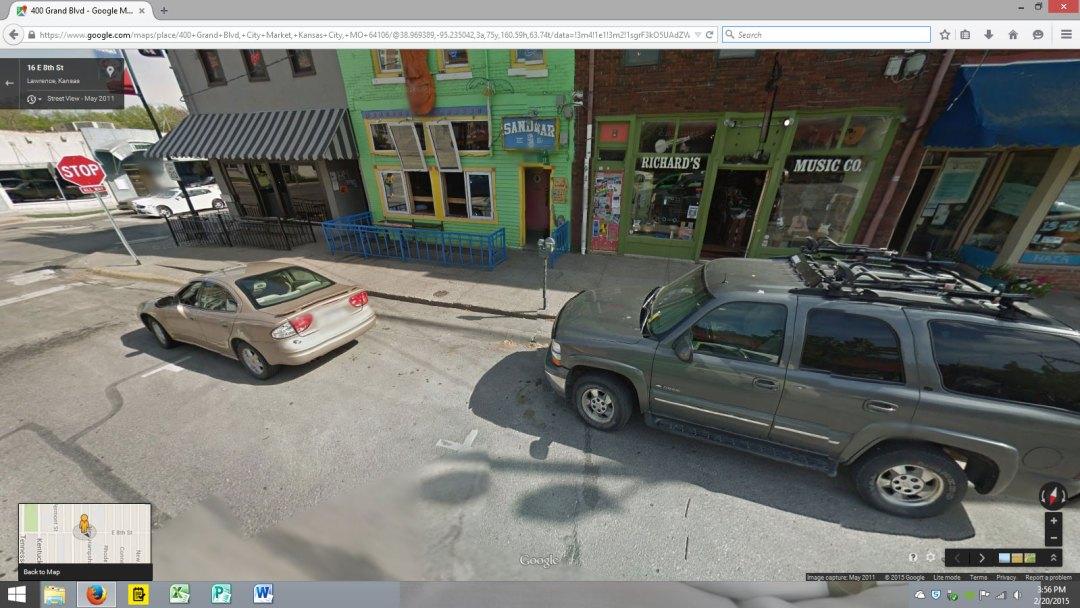 Google Earth screen shot | www.thesandbar.com