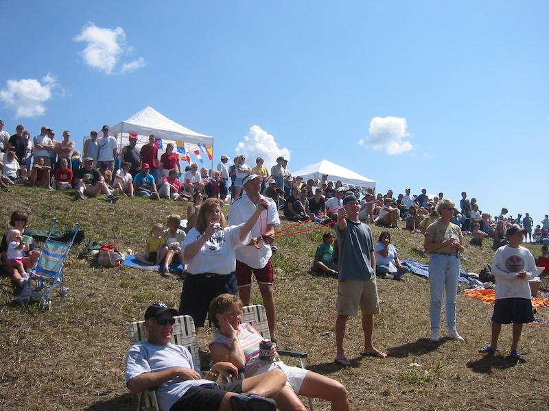 Cardboard Boat Races, 2004