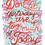 Wednesday Words of Wisdom—December 5, 2012