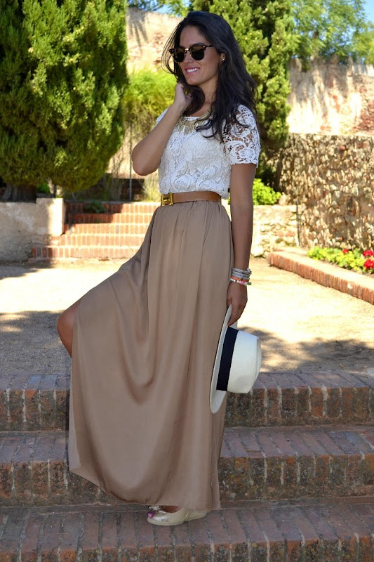 maxi-with-lace-shirt-belt