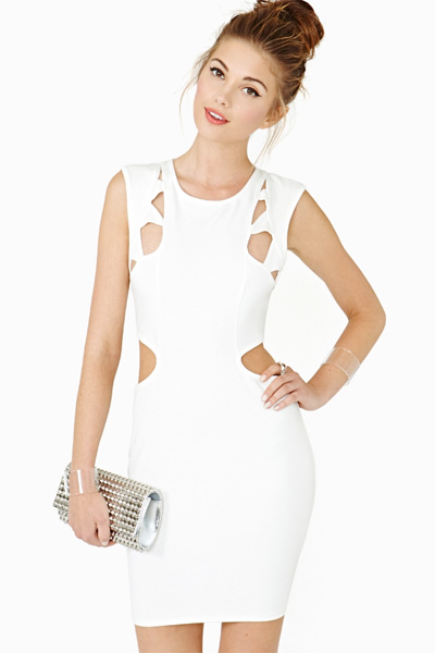 Nasty Gal Vice Dress, $52