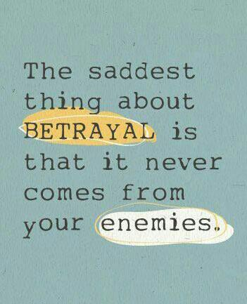Betrayal-quote