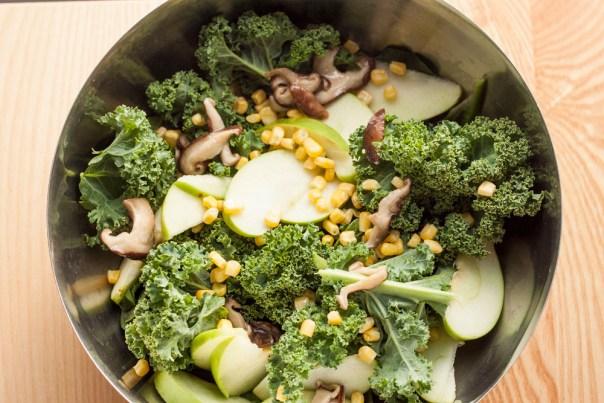 mixing-salad