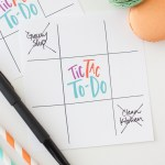 5 Free, Cute & Creative To Do List Printables
