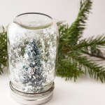 Anthropologie-Inspired Snow Globes