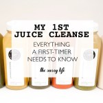 The Juice Cleanse Diaries—My First Juice Cleanse
