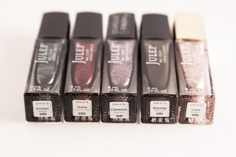 February Julep Maven Box, 2014, the Dramatic Collection