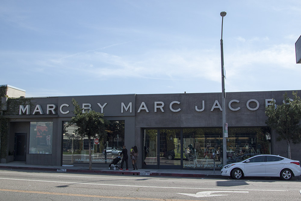 Marc By Marc Jacobs Store