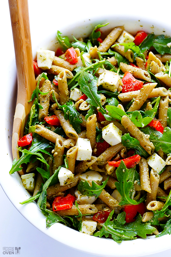 5-Ingredient-Pasta-Salad