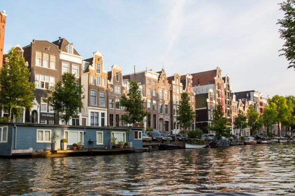 Amsterdam Canal Ride