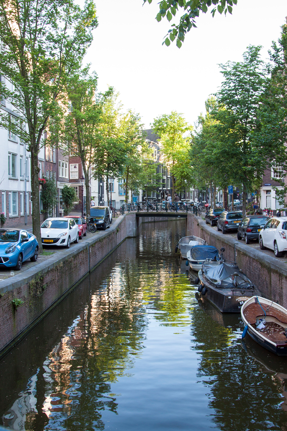 Amsterdam Streets: Canal