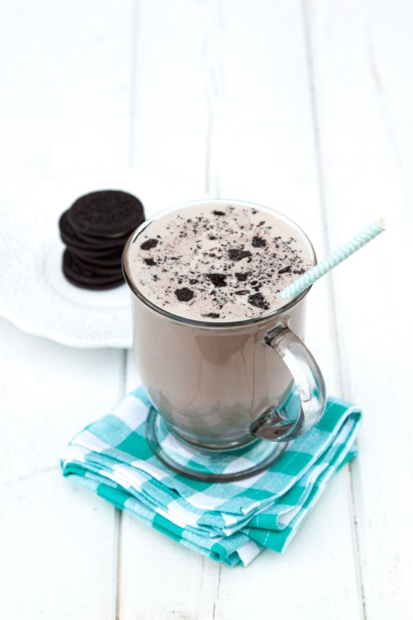 Cookies & Cream Milkshake