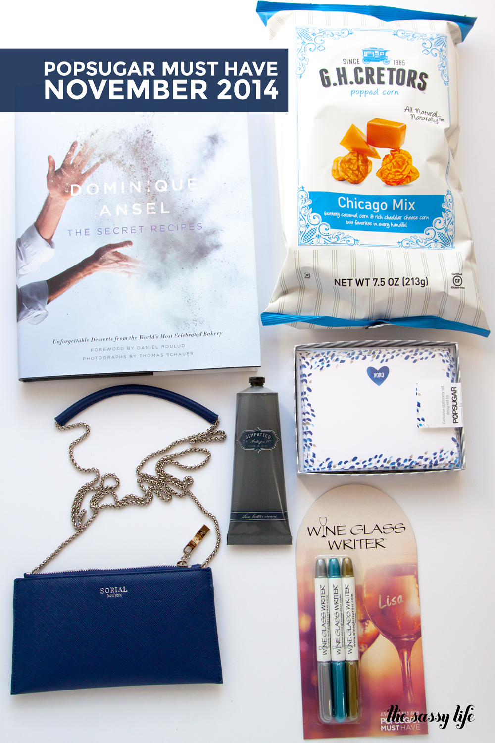Popsugar Must Have Resort Box Review: PopSugar Must Have, November 2014