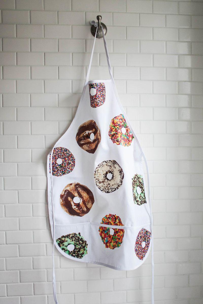 DIY Donut Apron