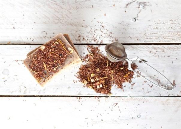 Pecan Rooibos + Orange Soap