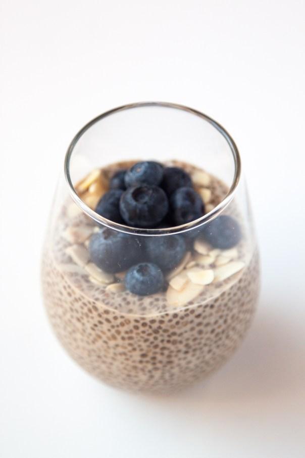 Coffee Chia Seed Pudding