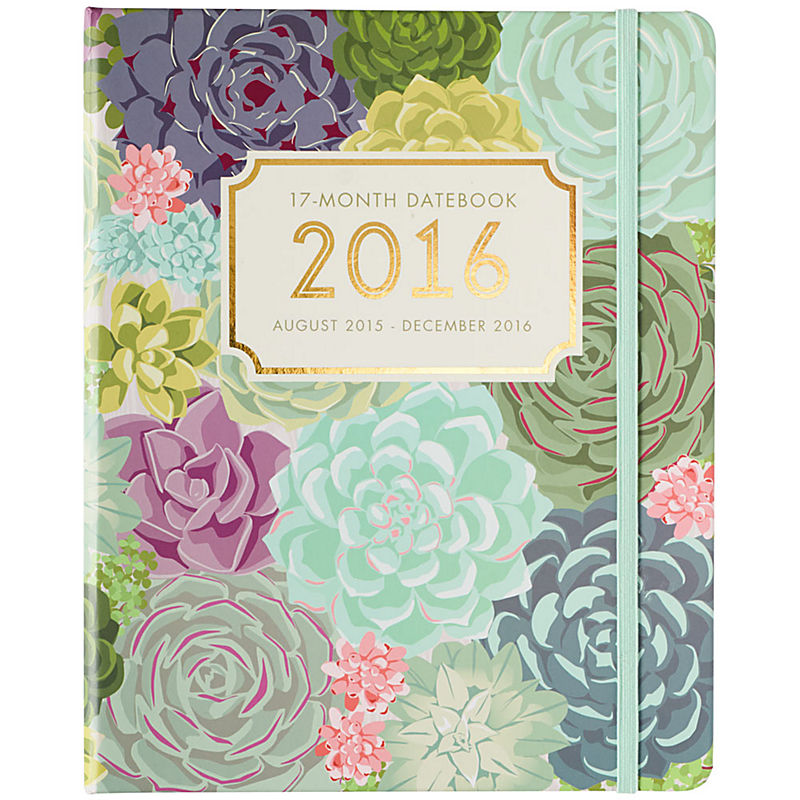 Paper Source 2016 Planner