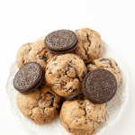 Chocolate Chunk Cookies & Cream Cookies