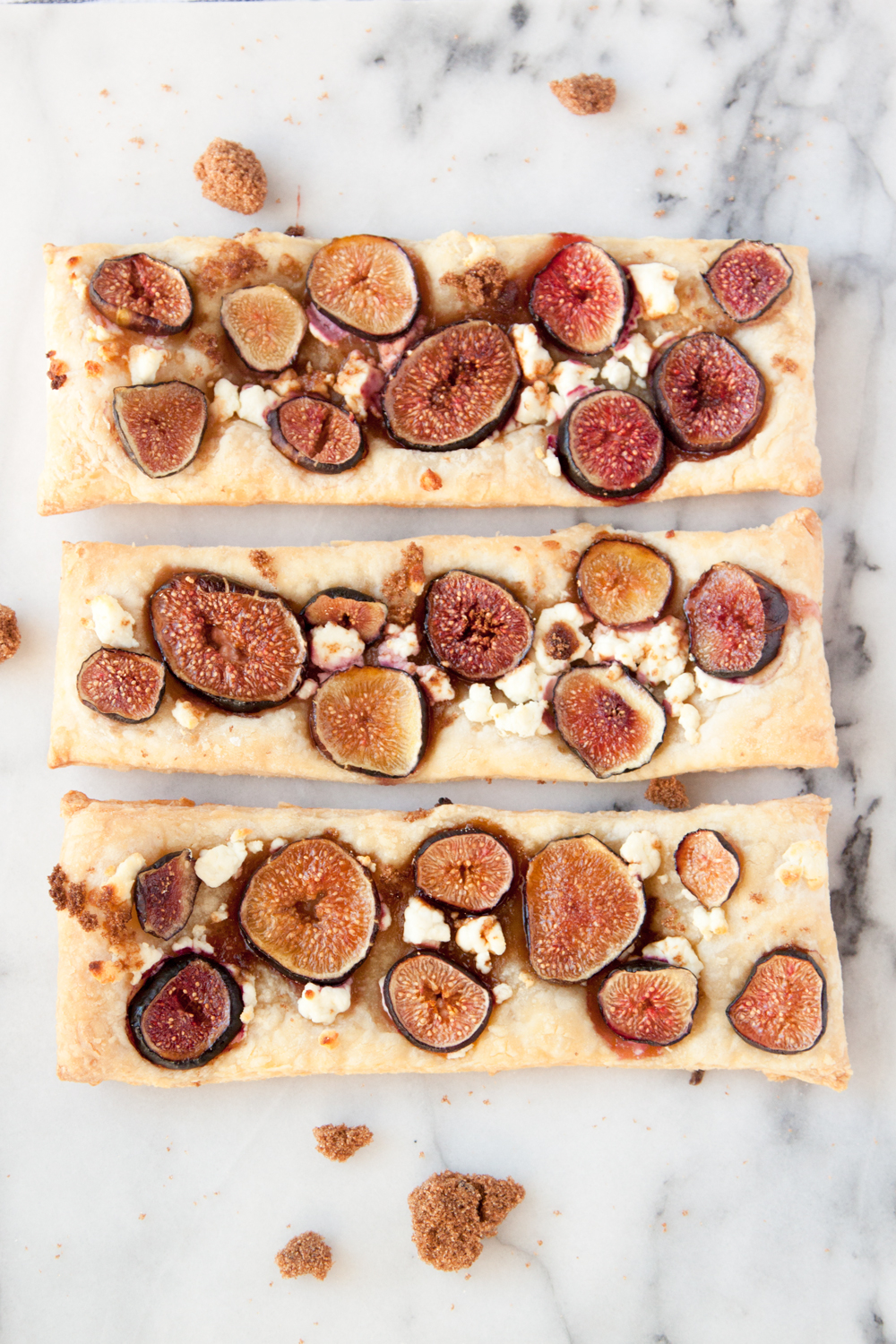 These Fresh Fig Tarts only need a few ingredients and take only thirty minutes to make! Your friends won't believe you when you say you made these at home!