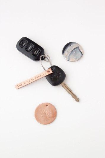 Easy Clay Keychains