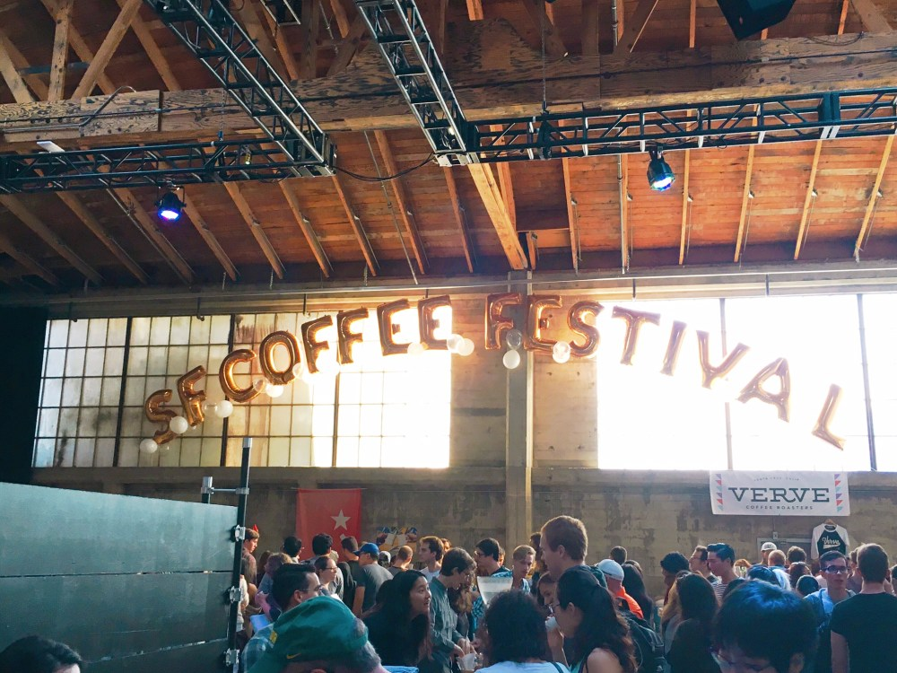 San Francisco Coffee Festival