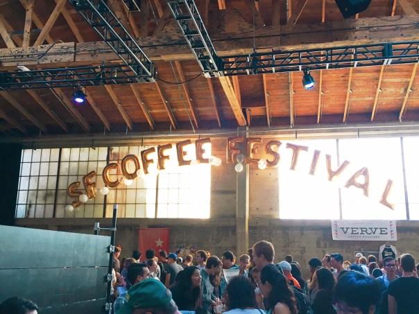 San Francisco Coffee Festival