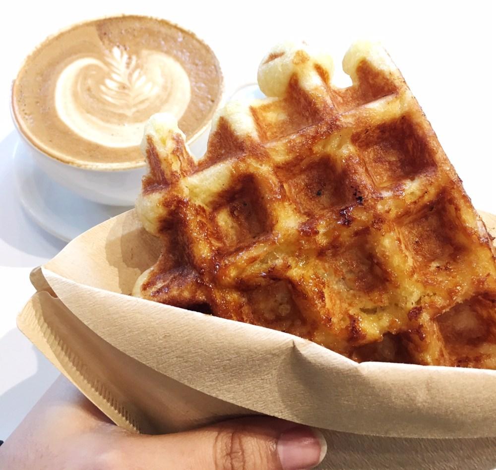 Liege-Waffle