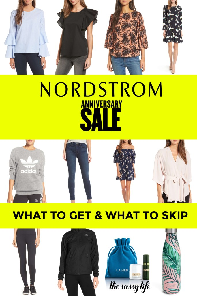 Nordstrom Anniversary Sale 2017 - What to Get and What to Skip
