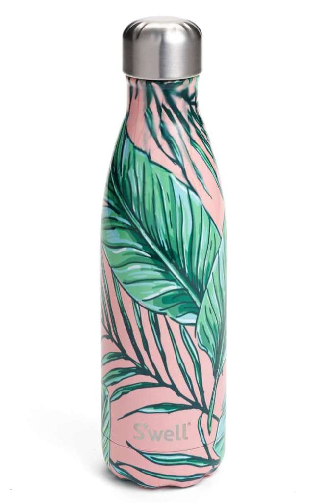 Palm Beach Stainless Steel Water Bottle S'WELL