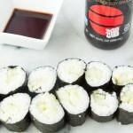 Homemade Kappa Maki (Cucumber Sushi Rolls)