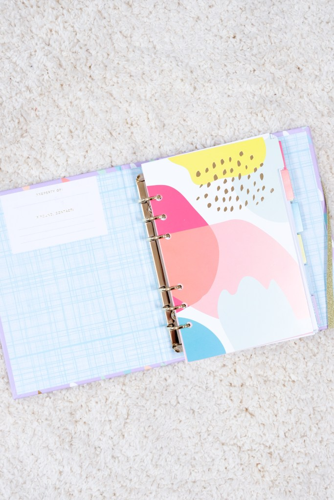 Brit+ Co Planners at Target