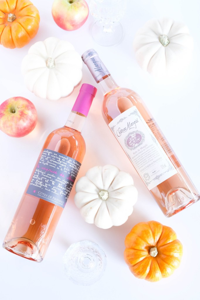 #FallIntoRose Wines of Provence