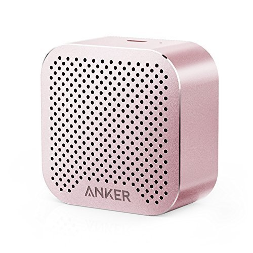 SoundCore nano Bluetooth Speaker with Big Sound, Super-Portable Wireless...