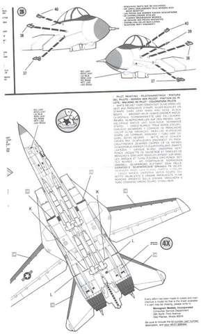 F14 Instructions