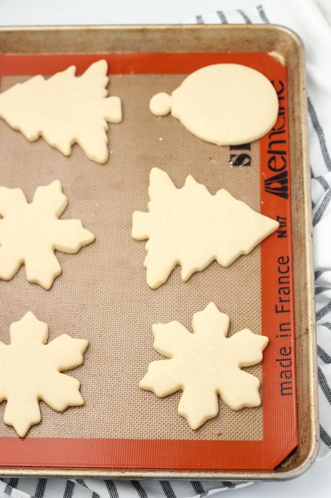 The Best Soft Sugar Cookies