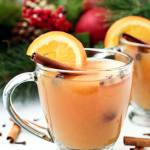 easy holiday wassail in a mug