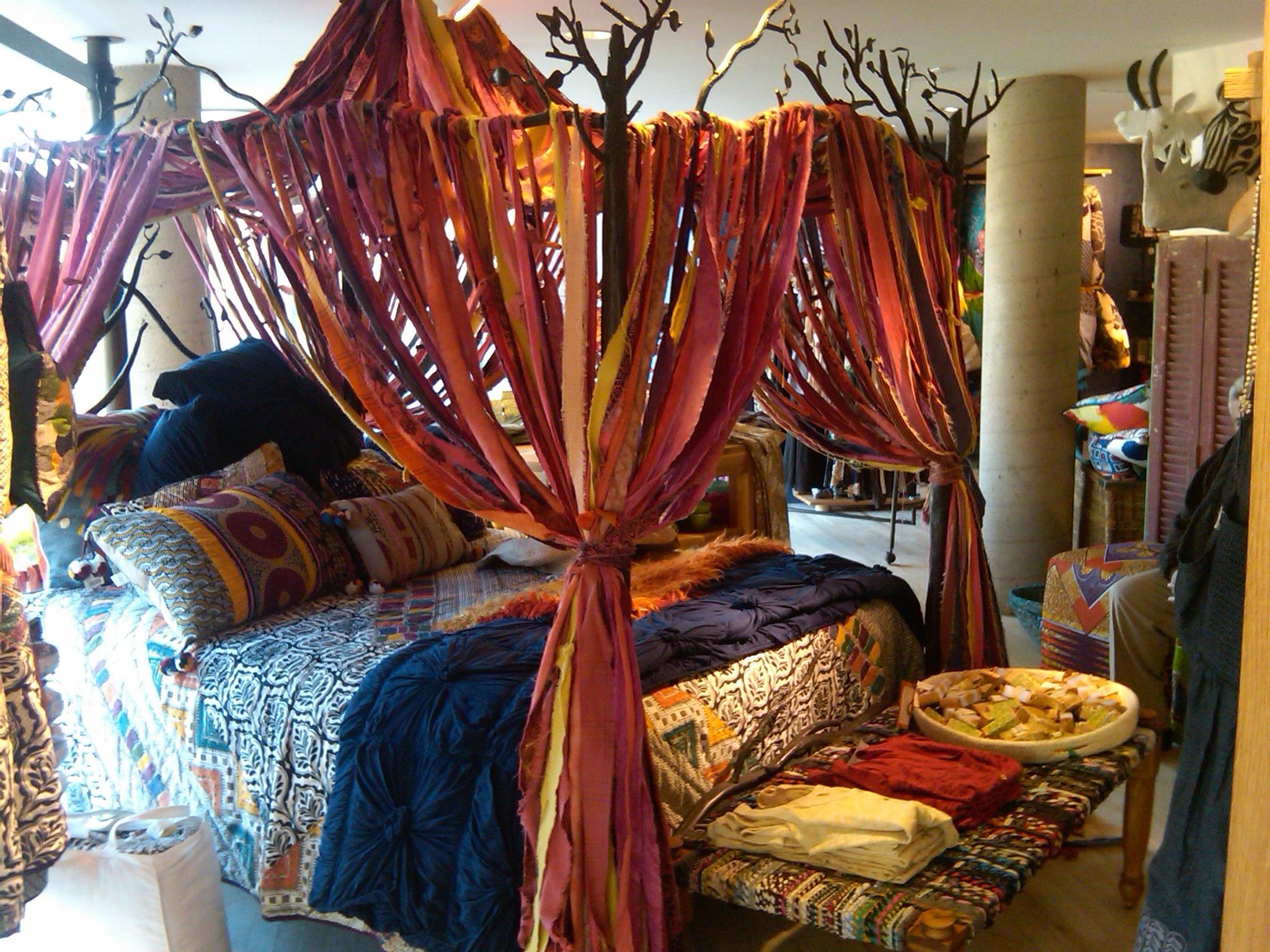 Door Painting Ideas Bedroom Hippie