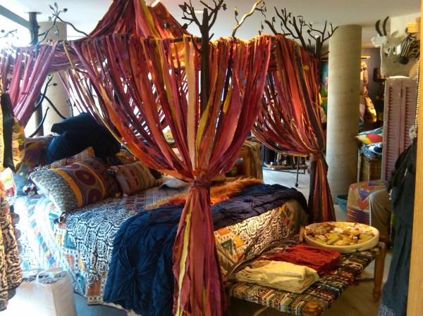 Bohemian Bed Canopy