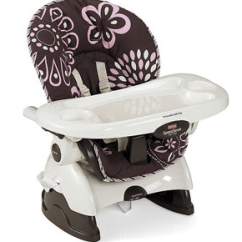 Space Saving High Chair Kitchen Chairs With Arms Fisher Price Saver As Low 40 The Savvy Bump