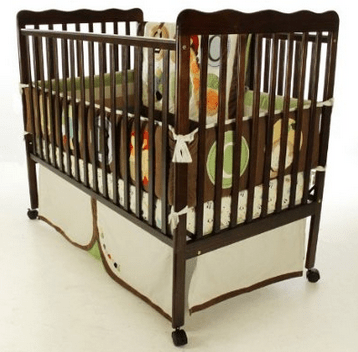 Dream on Me Classic 2 in 1 Convertible Crib $90 Shipped - Good Deal