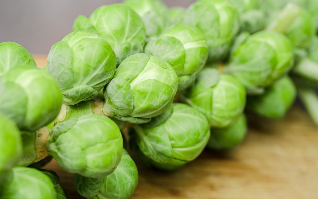 Savvy Eat/Drink, 1/30/19: Bottled Water, Brussels Sprouts