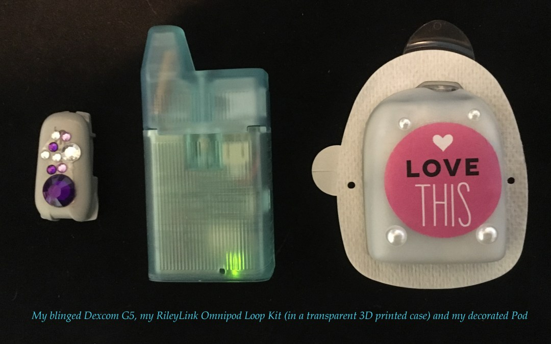 Hot off the Press:  DiabetesMine publishes A First Look at the DIY Omnipod Loop