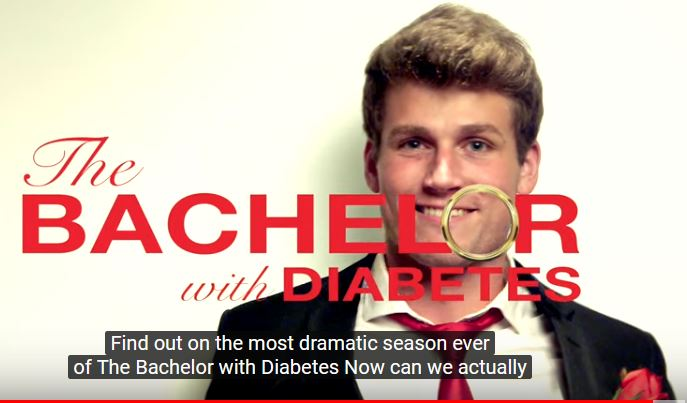Savvy Giggles:  The Bachelor with Diabetes
