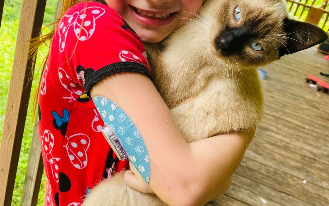 Savvy Pets, 9/18/20:  A Cat Named Sugar Who Knew Manaya Had T1D