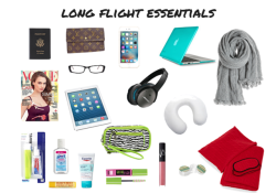 How to Survive a Long Flight: My Complete List of Long-Haul Flight Essentials